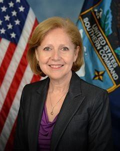 Embajadora Liliana Ayalde, Vice Jefa Civil del Comando Sur