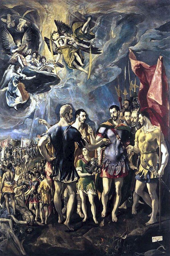 San Mauricio y la legión tebana
