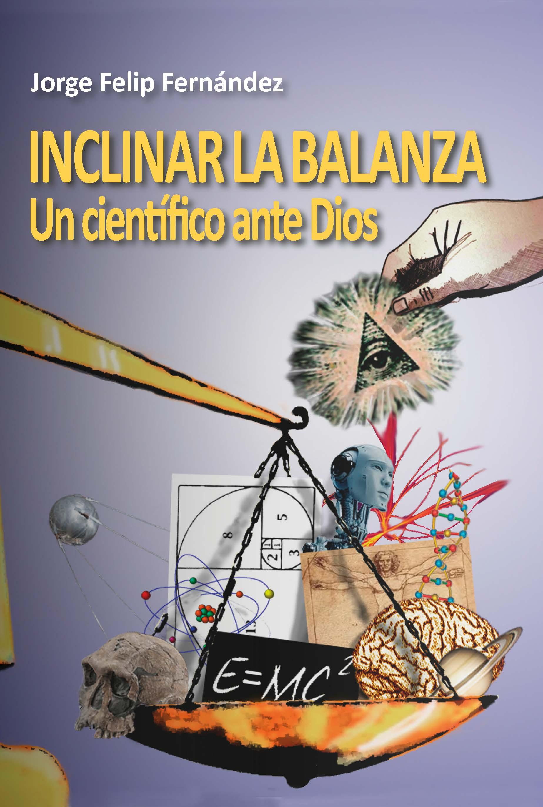 Publicado El Libro Inclinar La Balanza De Jorge Felip Atrio # Muebles Celso Ubeda