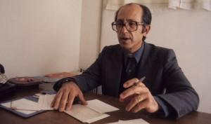 Alberto Iniesta, obispo promotor en 1974 de la Asamblea Conjunta de cristianos de vallecas