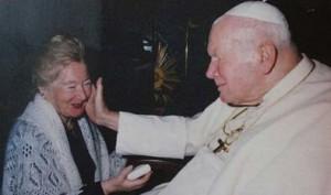 Juan-Pablo-II-Papa-Tymieniecka