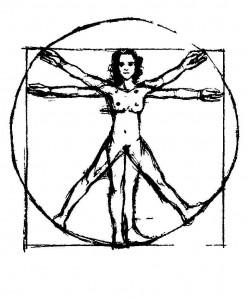 Mujer Leonardo