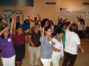 Mujeres Danza