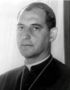 Obispo de Avellaneda (1962-1967). Foto de Wikipedia donde hay una buena biografía suya.
