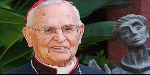 Eraya  arzobispo de Sao Paolo en 1978 y papable, cuando fue elegido Juan Pablo II,