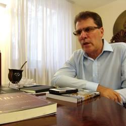 El pastor bautista Marcelo Figueroa