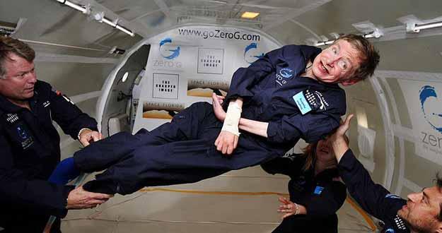 Stephen Hawking impresión 3D